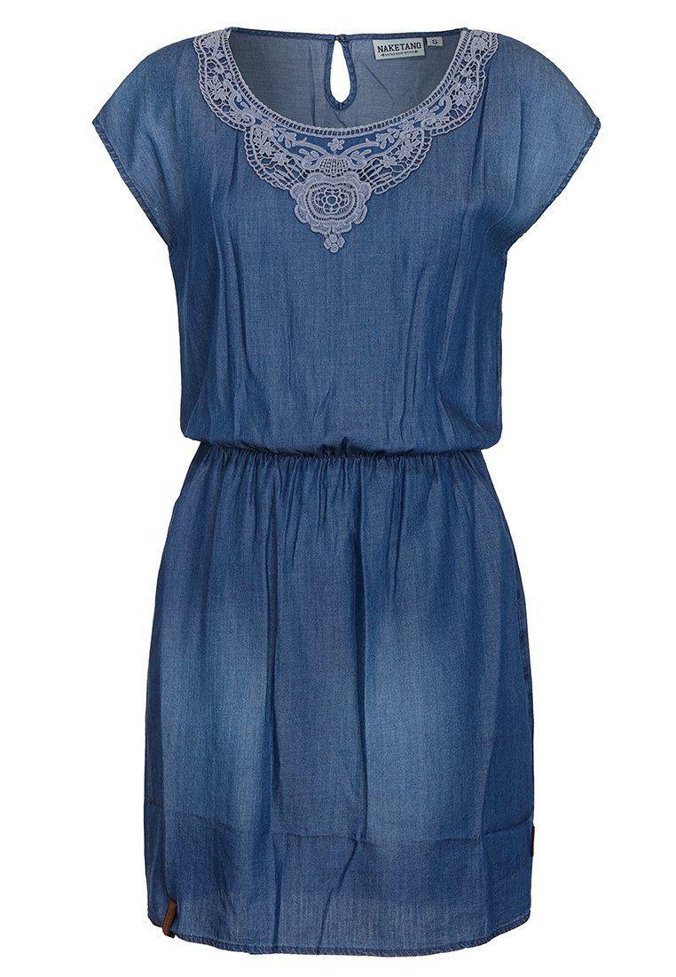 Naketano Damen Kleid 16010611 Amazonde Bekleidung