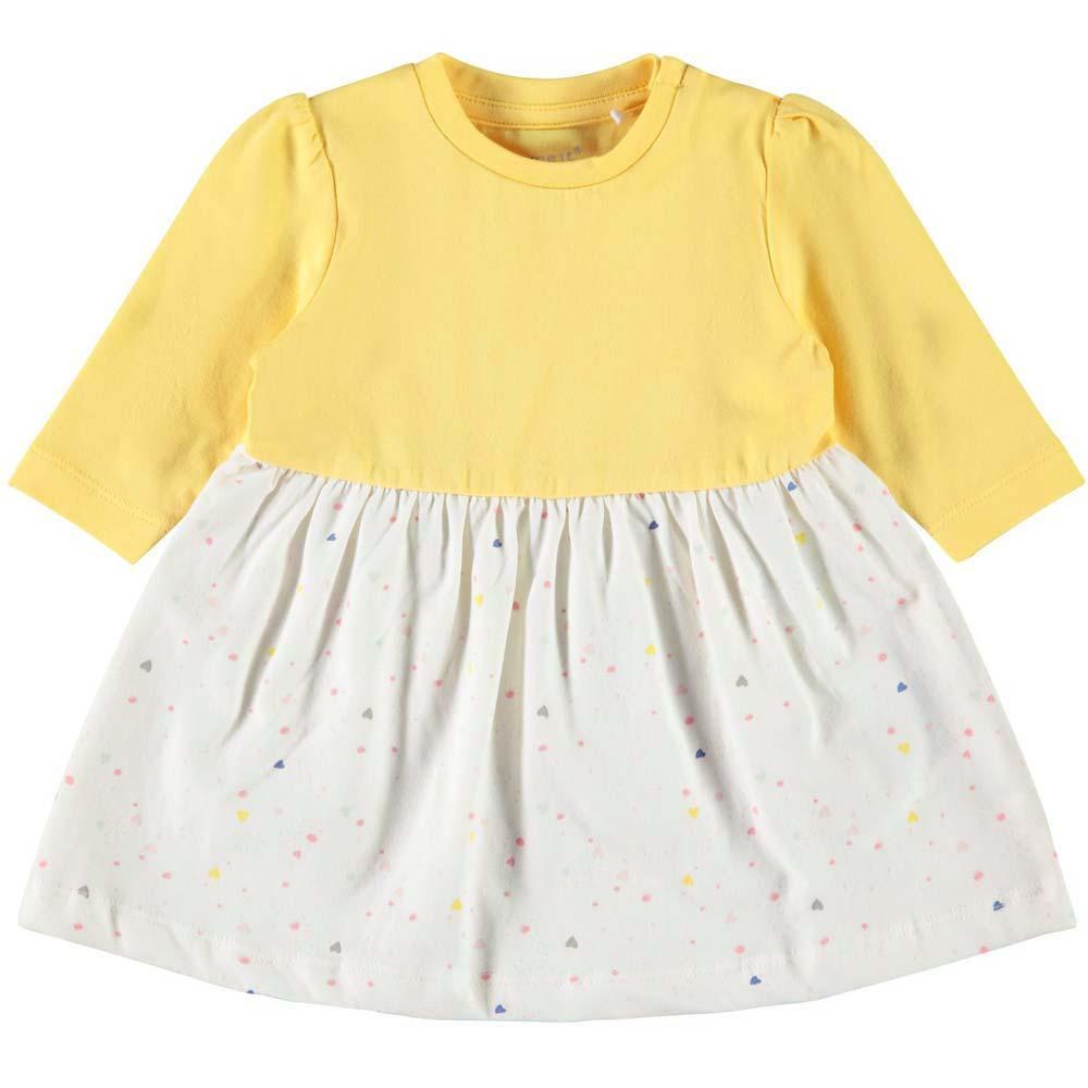 Name It Baby Kleid Dagny Pale Marigold