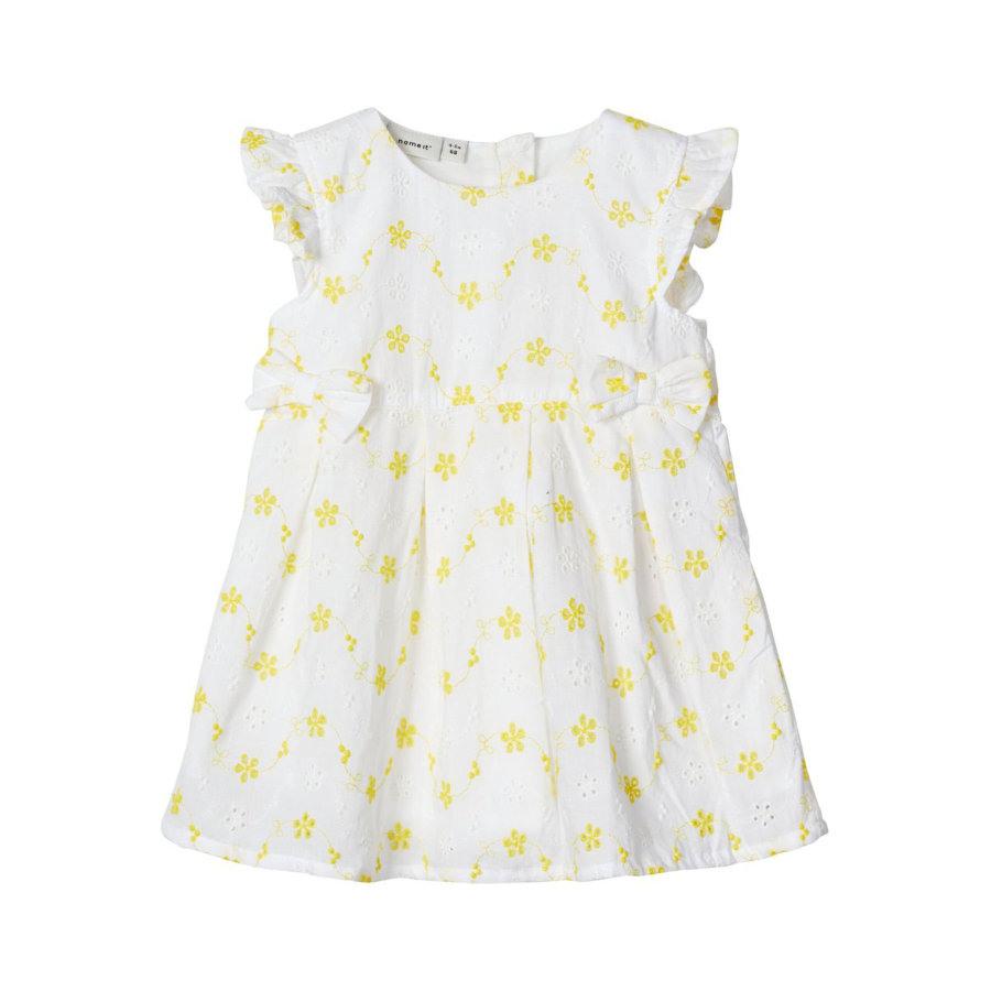 Name It Kleid Nbffreja Bright White  Babymarktde