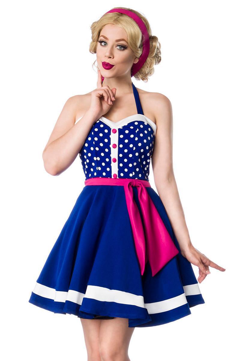 Neckholder Kleid  Retro  Vintage Günstig Online Bestellen