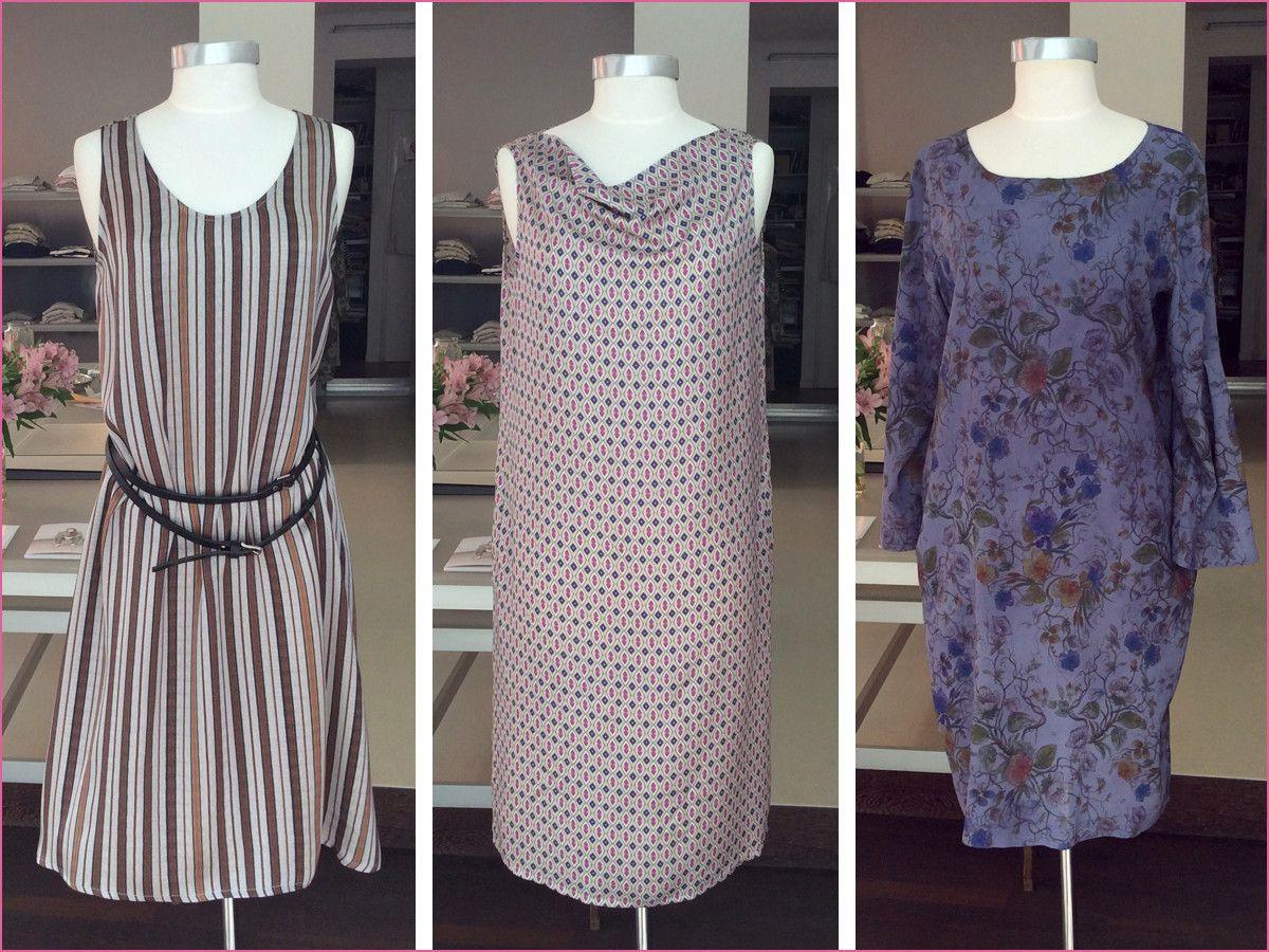 Nett Luftige Sommerkleider Für Mollige  Sommer Kleider