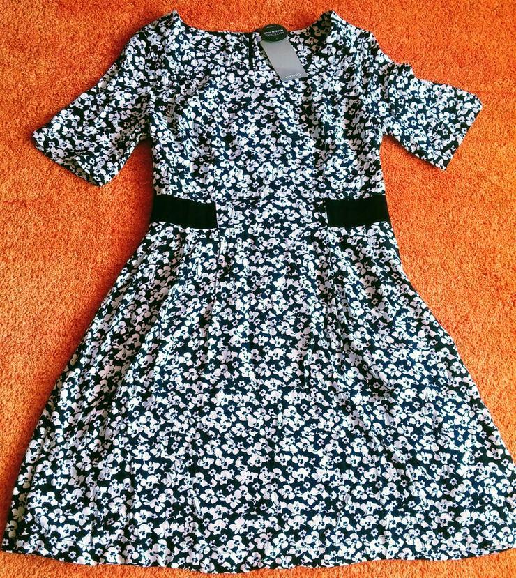 Neu Damen Kleid Sommer Geblümt Gr40 Orsay In Elsfleth Auf