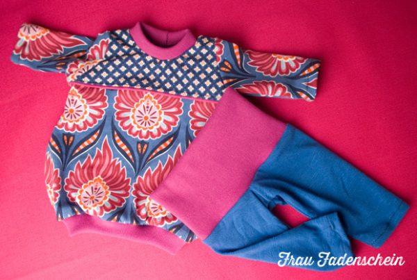 Neue Kleider Für Die Püppi  Frau Fadenschein