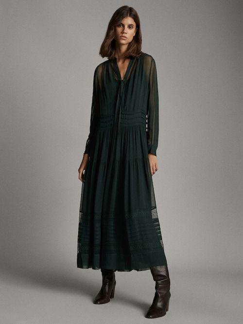 Neue Modetrends Für Damen  Massimo Dutti Frühjahr Sommer