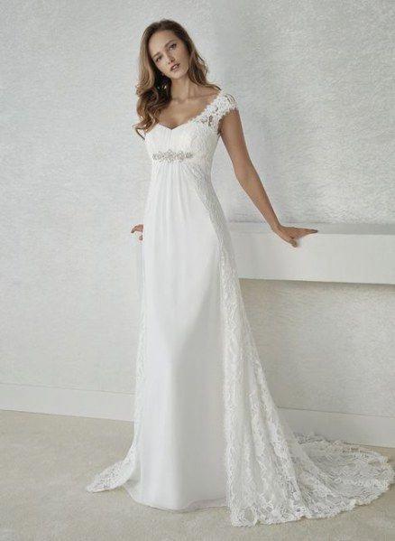 Neue Strickmode 2020 In 2020  Vintage Hochzeit Kleider