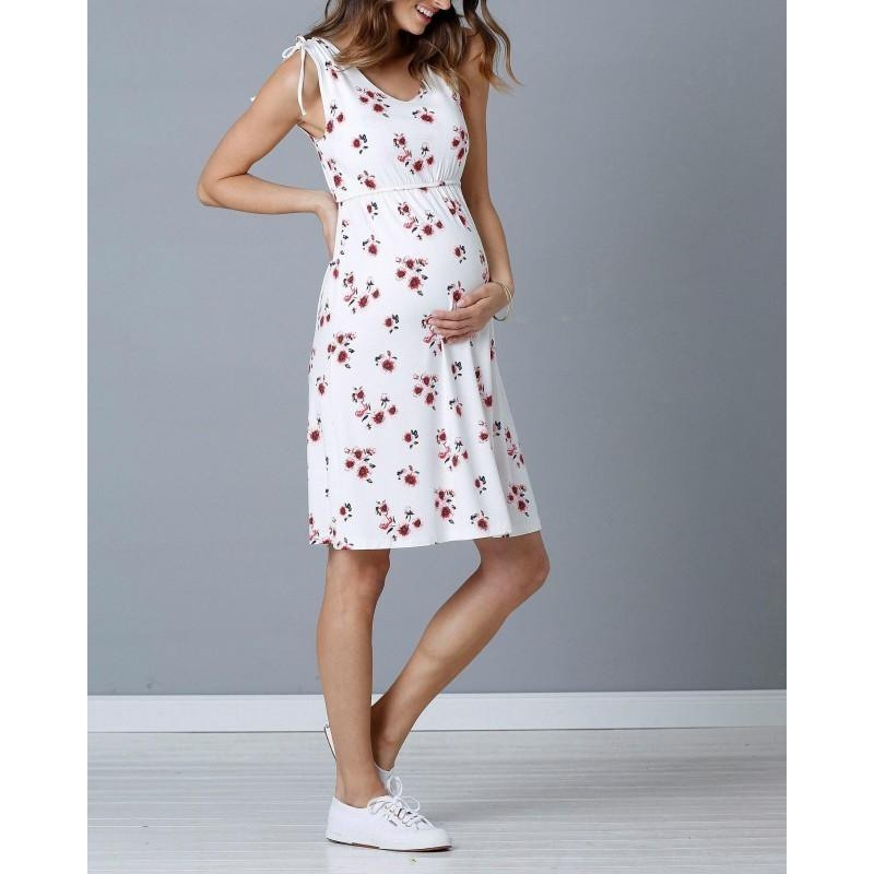 Neun Monate Damen Kleid Umstandskleid