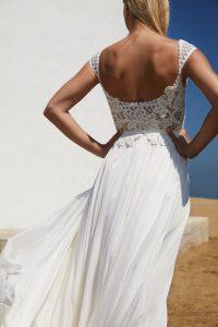 New Collection 2019  Margaux Tardits  Wedding Dress Kew
