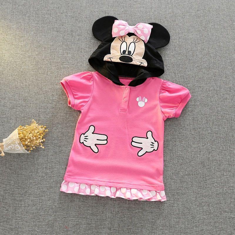 New Fashion Hoodie Kleinkind Kleid Kinder Casual Baby