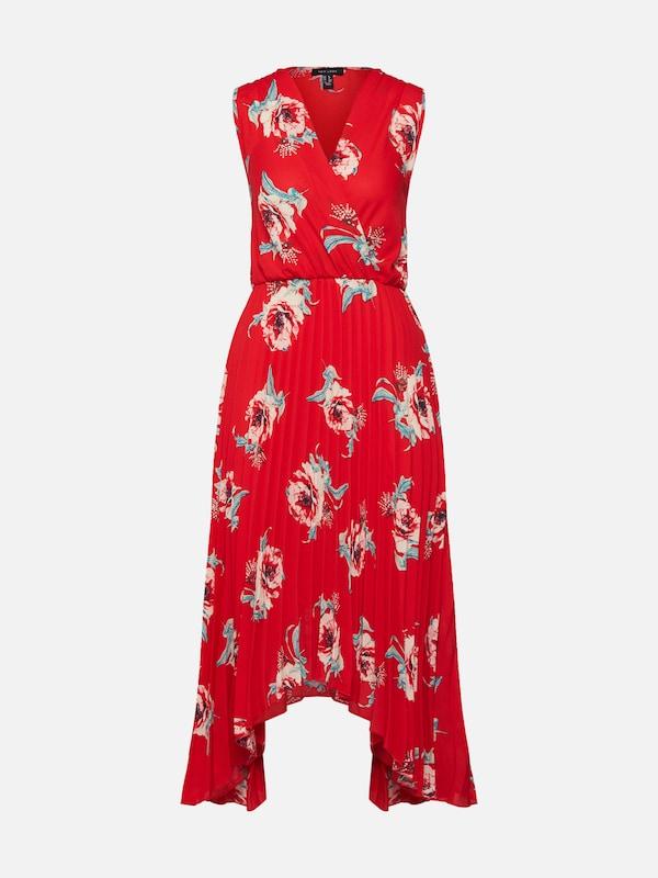 New Look Kleid In Rot / Weiß Bei About You Bestellen