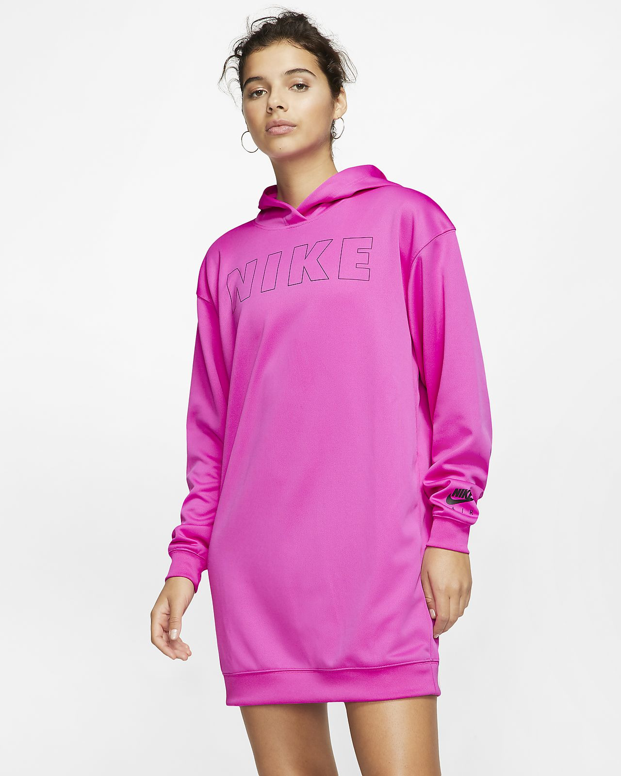 Nike Air Hoodiekleid Für Damen Nike De