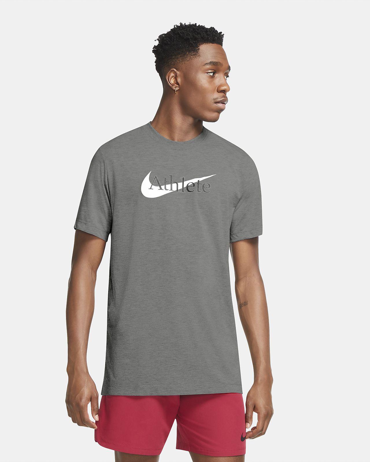 Nike Drifit Men's Swoosh Training Tshirt Nike Ca