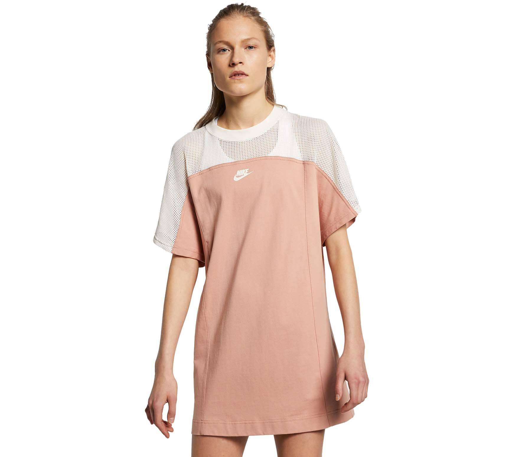 Nike Sportswear Mesh Damen Kleid Online Kaufen  Keller X