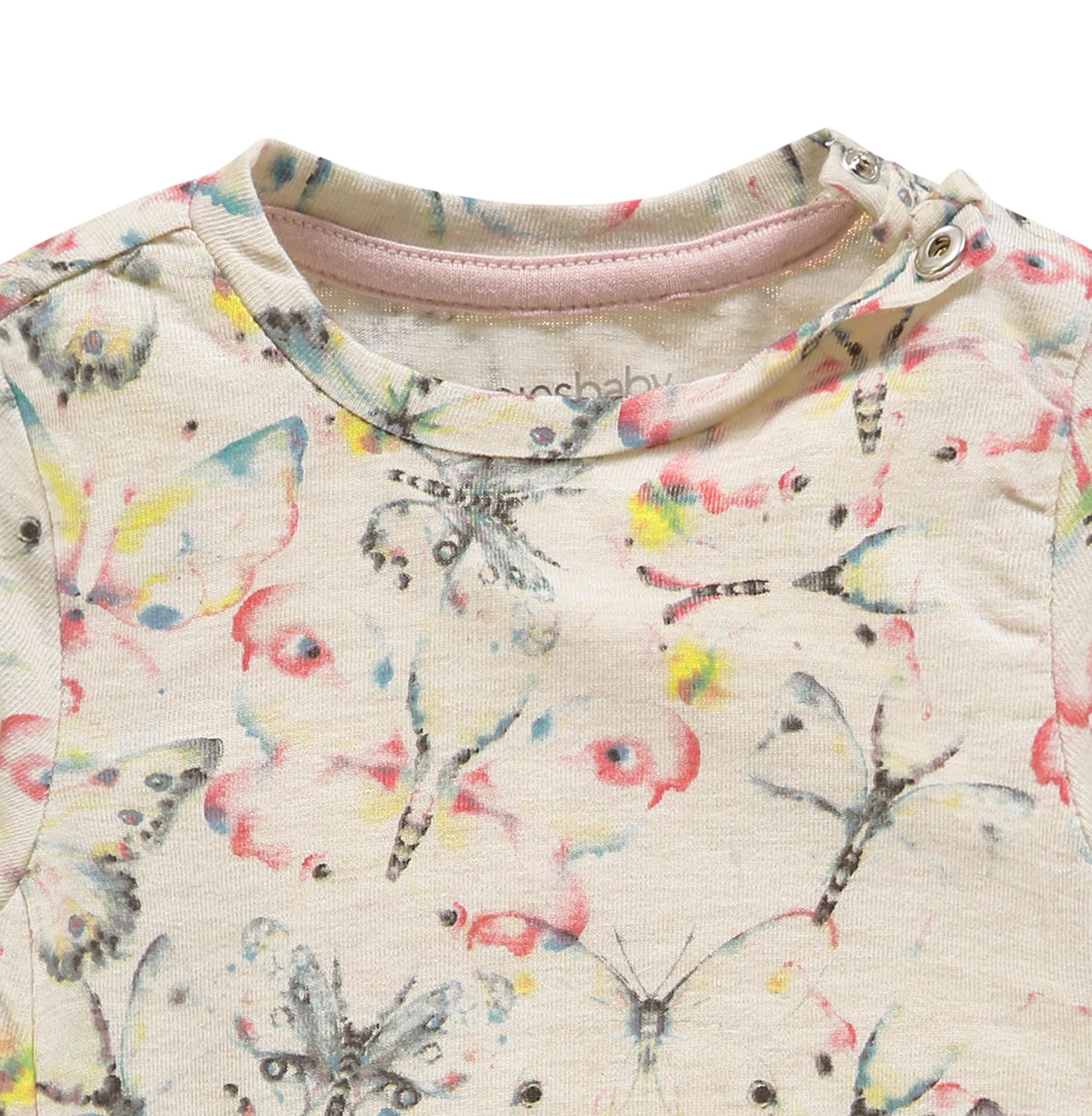 Noppies Kj Fashion Langarmkleid Shirtkleid  Kjfashion