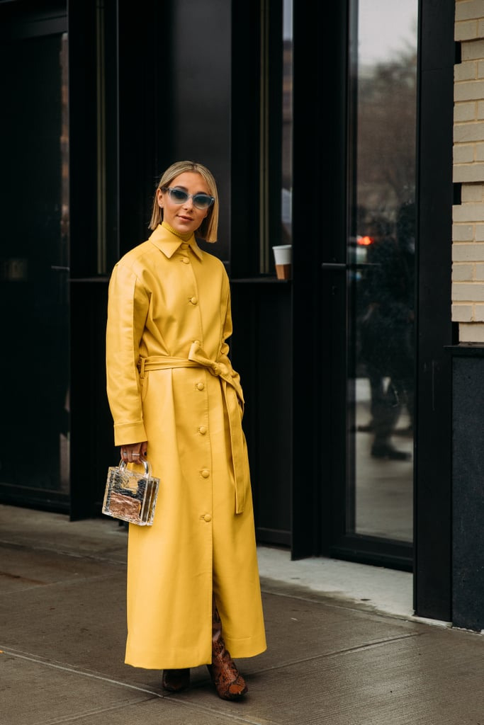 Nyfw Day 1  Best Street Style At New York Fashion Week