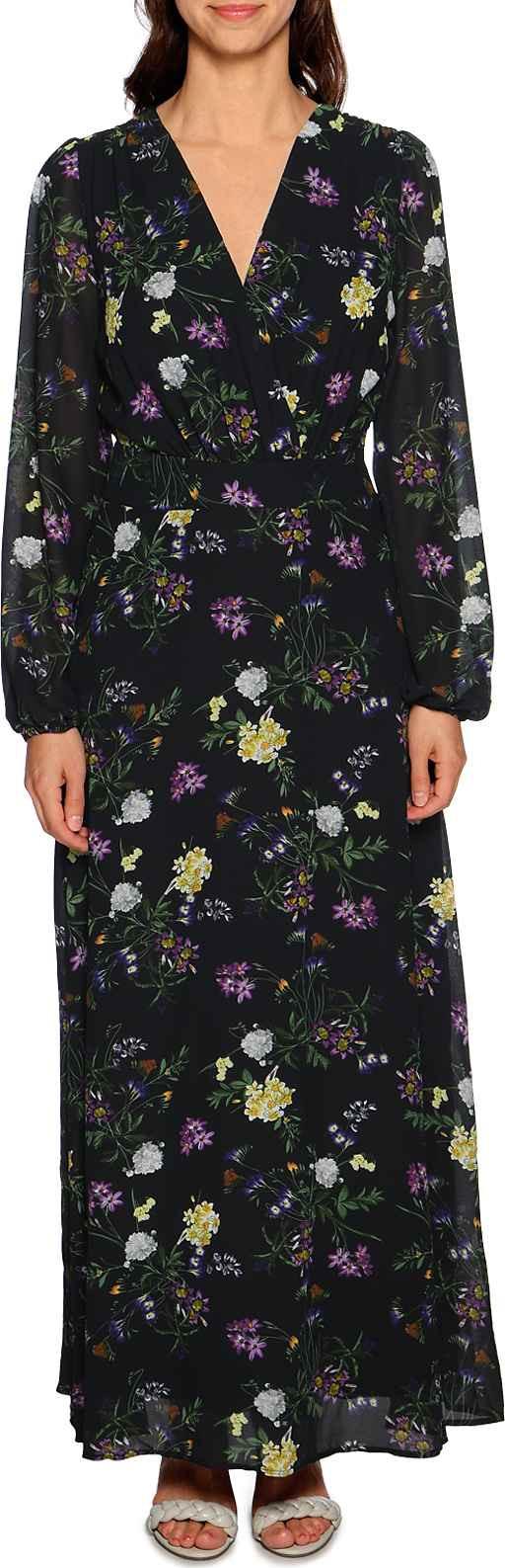 Object Kleid In Schwarz Für Damen Größe 34  Rtl