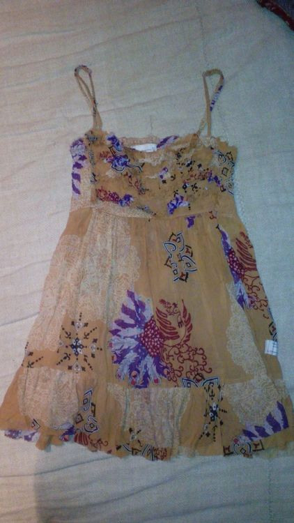 Odd Molly Kleid Top Seide M 38 40 Gr 3 Kaufen Auf Ricardo