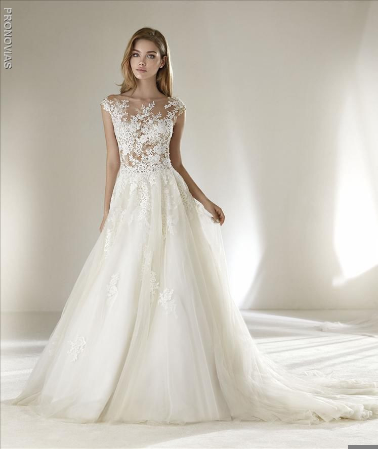 Ofelia  Brautmode Kleider Hochzeit Hochzeitskleid