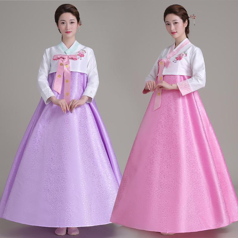 Online Kaufen Großhandel Hanbok Hochzeit Kleid Aus China
