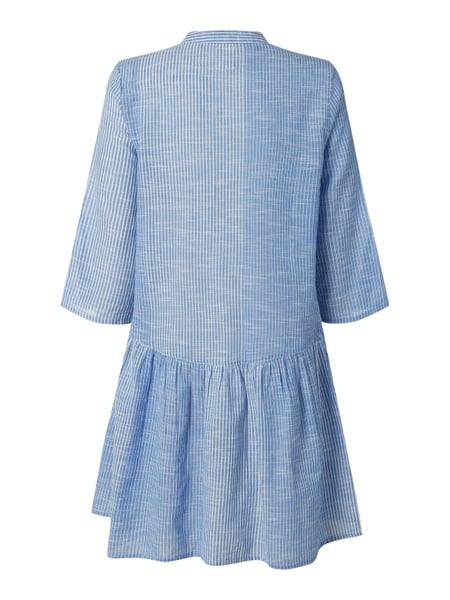 Only Blusenkleid Aus Baumwolle Mit Streifenmuster Modell