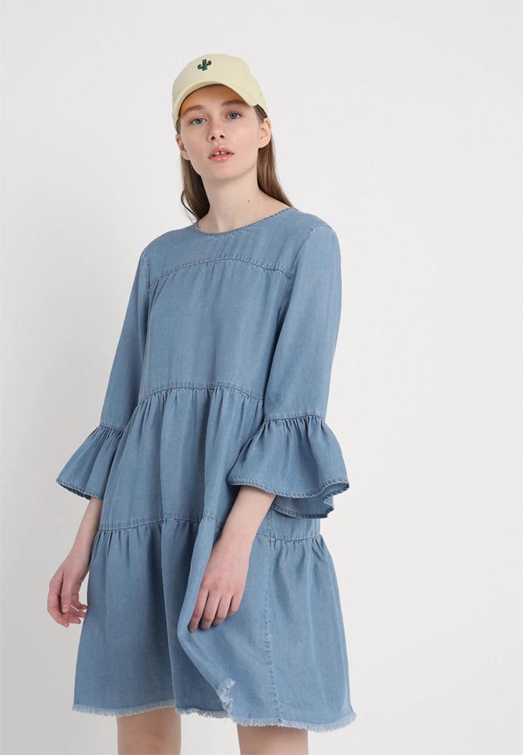 Only Damenbekleidungjeanskleider Modeaktuelletrends