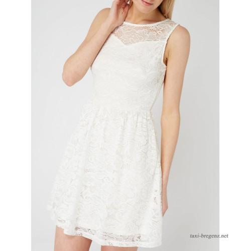 Only Kleid Aus Spitze In Weiß Online Kaufen 9828866  Taxi
