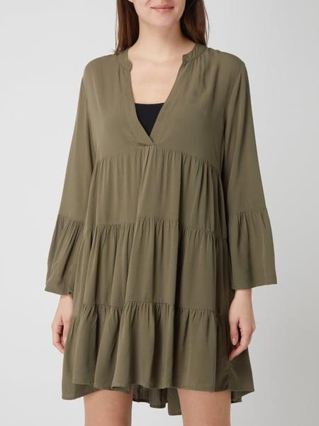 Only Kleid Im Stufenlook Modell 'Nancy' In Grün Online