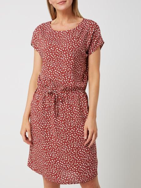 Only Kleid Mit Alloverprint Modell 'Nova Connie Bali' In