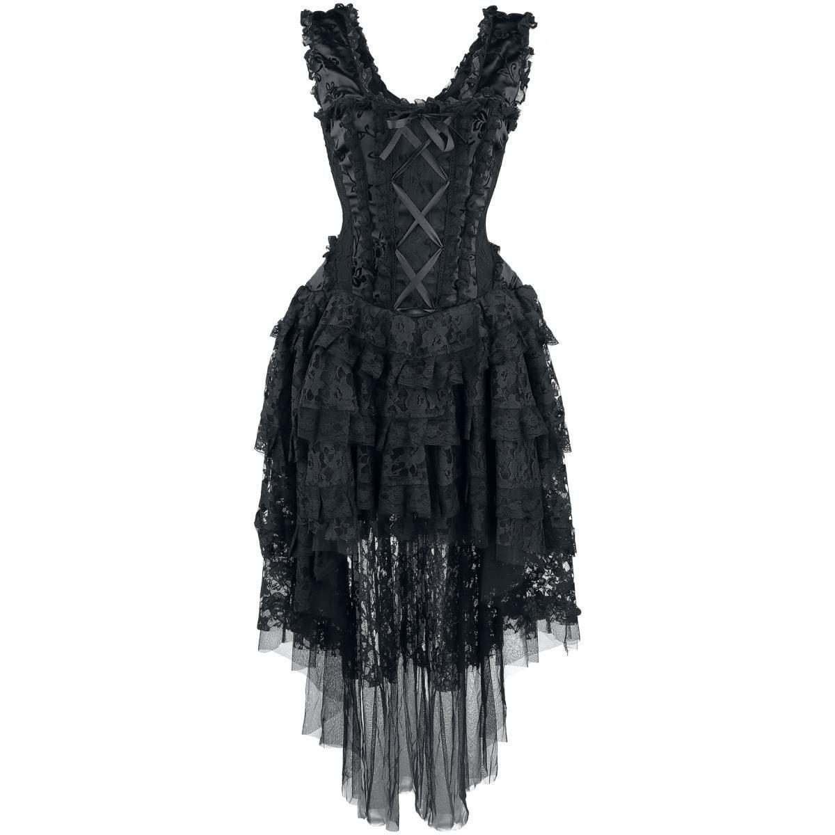 Ophelie Dress  Lange Kleider Schwarze Minikleider Und