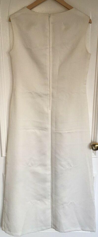 Original 70Er Vintage Hochzeitskleid Brautkleid Gr 42