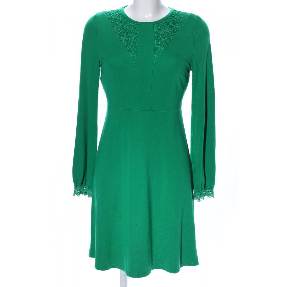 Orsay Langarmkleid Grün Casuallook Damen Gr De 36 Kleid