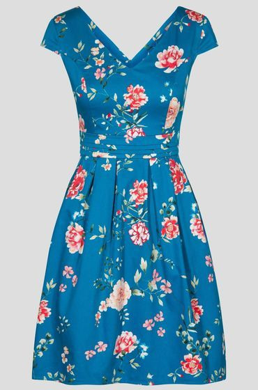 Orsay  Print Designcamila Cerda  Kleider Damen