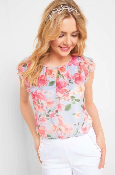 Orsay S/S 2019  Floral Tops Damen Bekleidung