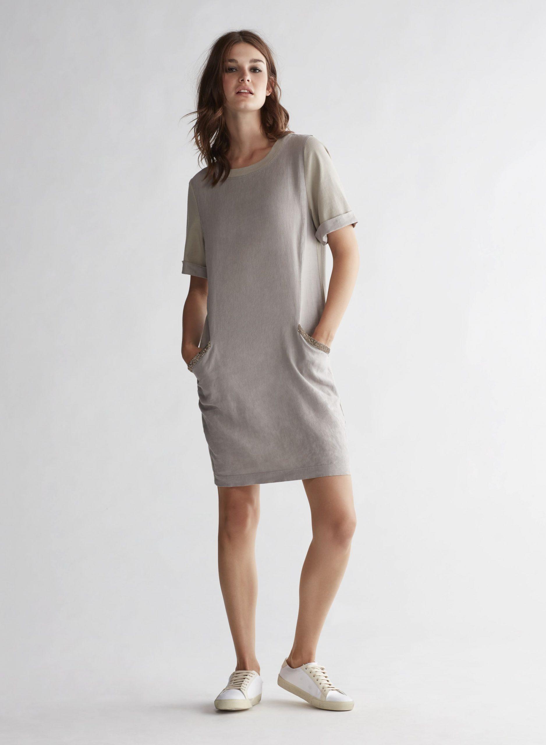 Oui  Sporty Dress  Sportliche Kleider Modestil Feminin