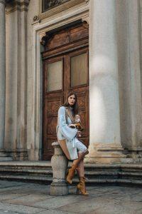 Outfit Mailand Fashion Week W/ Aigner Fashiioncarpet