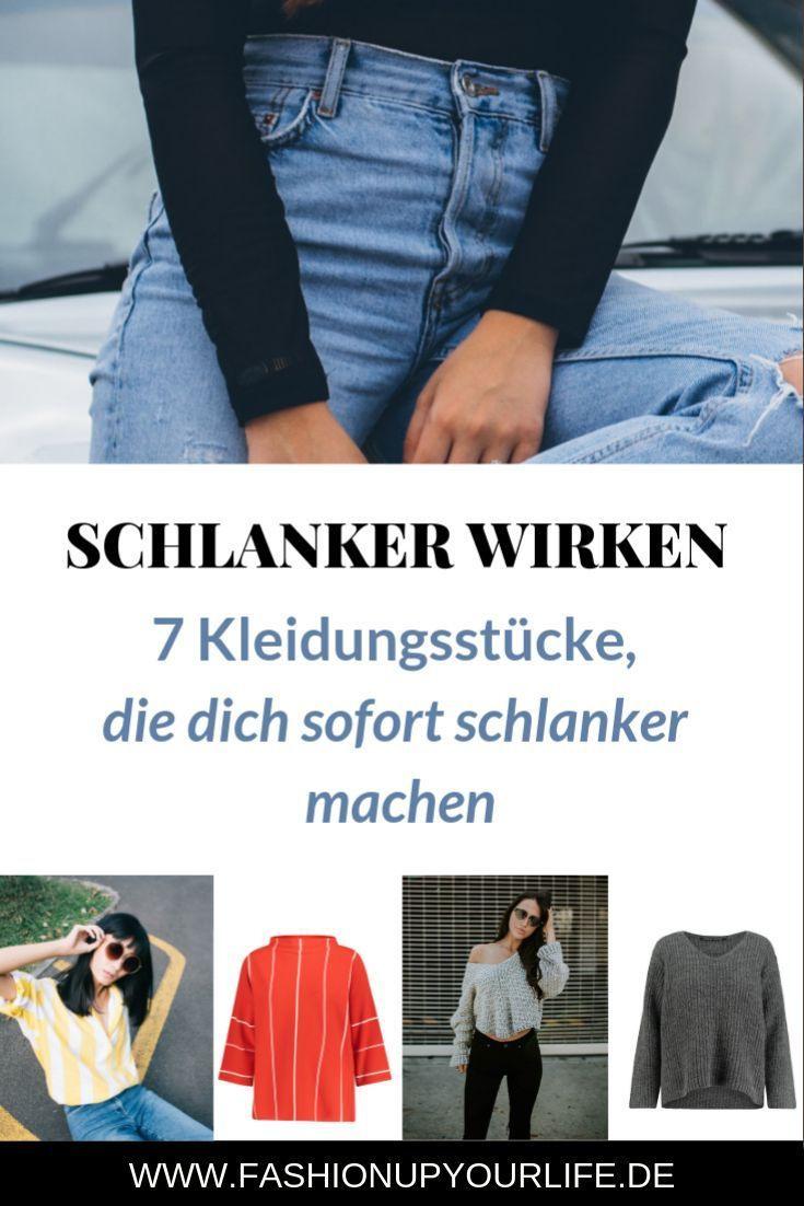 Outfits Die Dich Sofort Schlanker Machen In 2020