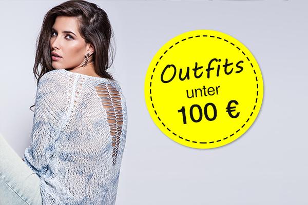 Outfits Unter 100 €  Mode Für Große Frauen Outfit Große