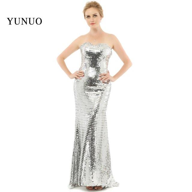 Paillettenkleid Lang Silber  Beliebte Kurze Kleider