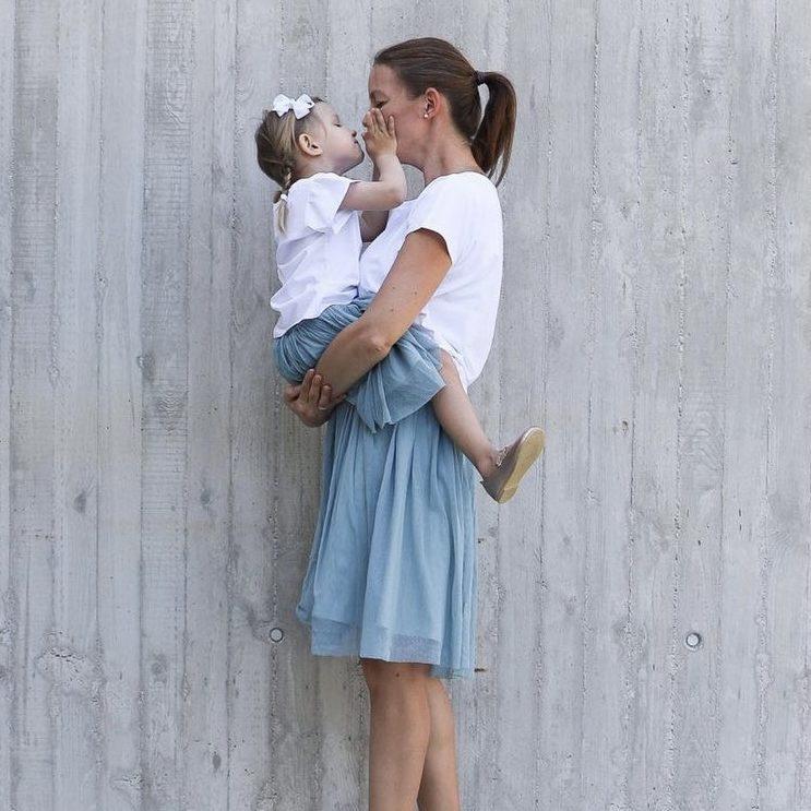 Partnerlook Für Mutter Und Tochter Designed In Österreich