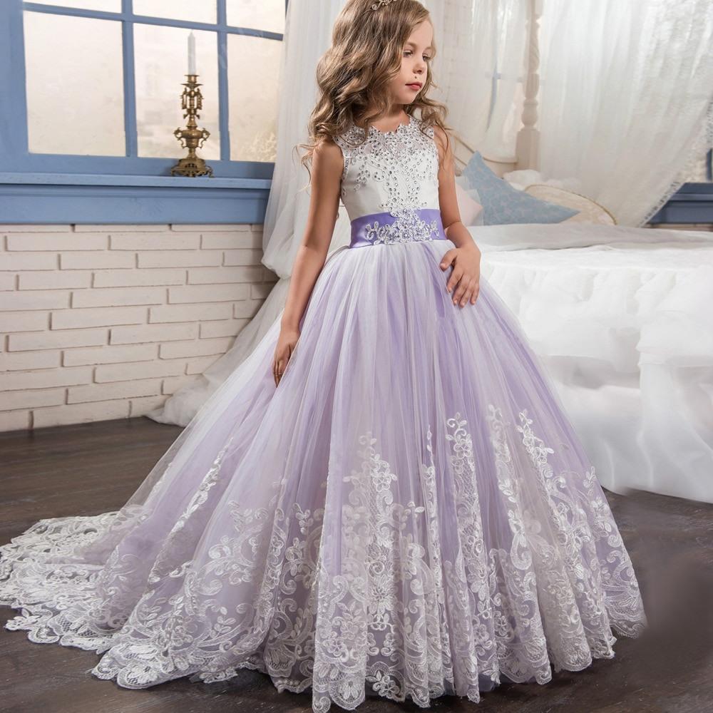 Party Kleider Für Mädchen 10 12 Großes Mädchen Prom