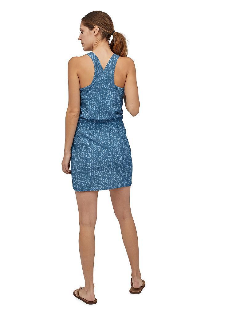Patagonia Damen Kleid Fleetwith Blau  Xs