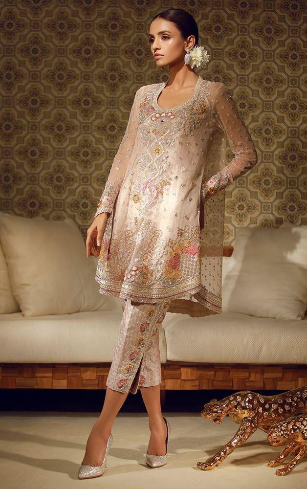 Pearl Blush  Indische Kleider