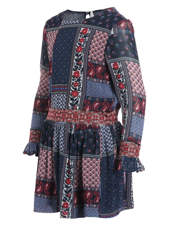 Pepe Jeans Kleid Rianne Blau Für Mädchen Nickis