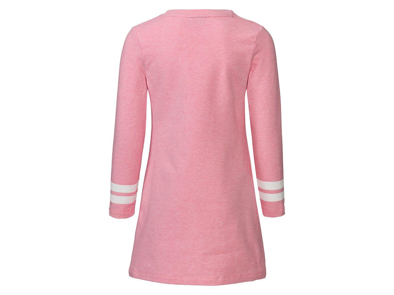 Pepperts® Sweatkleid Mädchen Mit Glitzerdruck Oder Uni