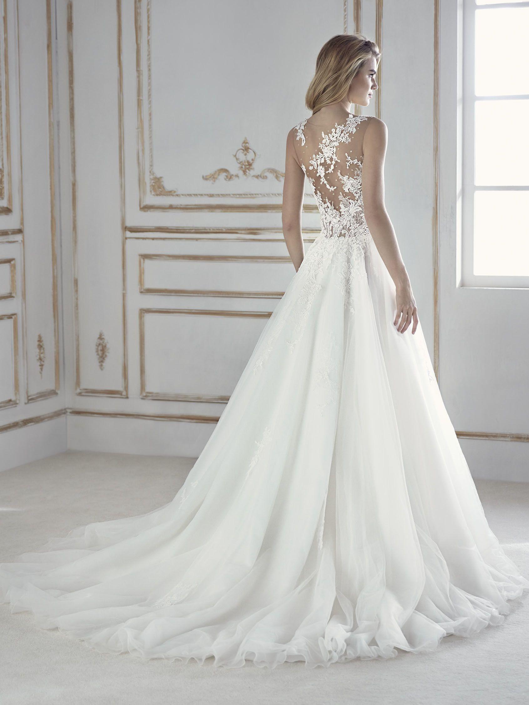 Perla Prinzessinstil  Hochzeit Kleidung Kleid Hochzeit