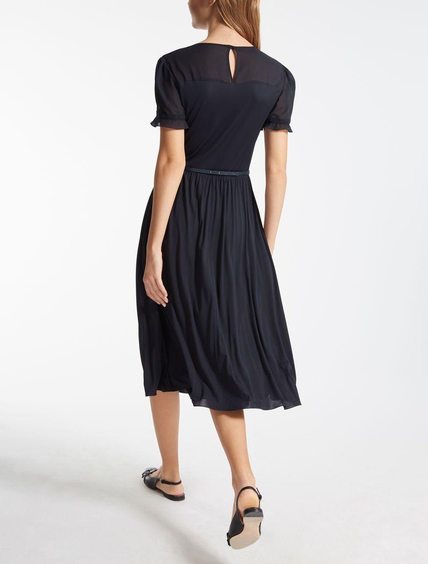 Picador  Kleider Kleid Arbeit Kleid Mit Ärmel