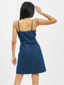 Pieces Damen Kleid Pcmalle In Blau 753132