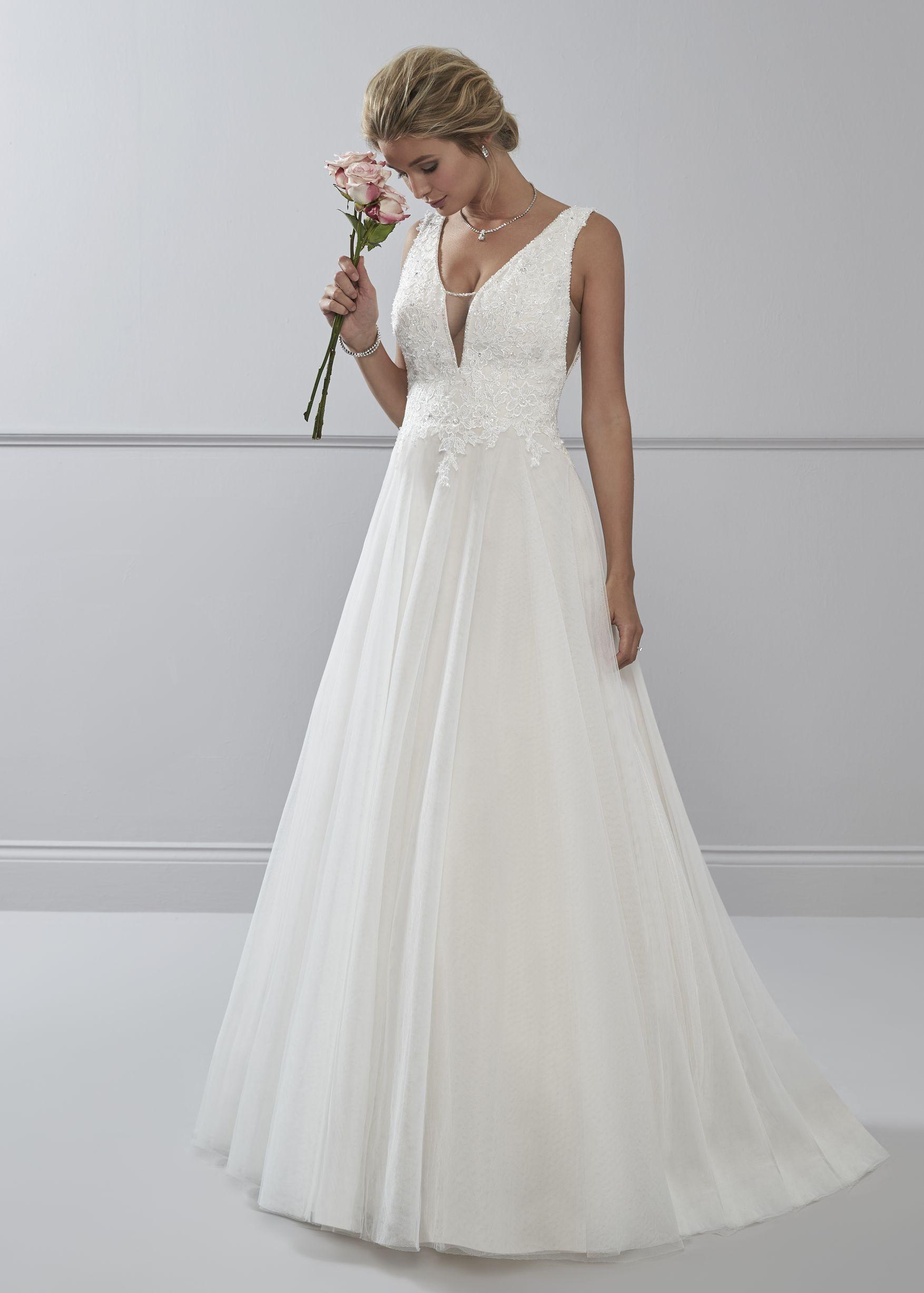 Pin Auf Brautkleider  Wedding Dresses