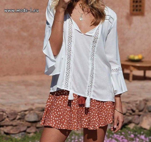 Pin Auf Damenmode 2020 Frühjahrsmode Sommermode Trends
