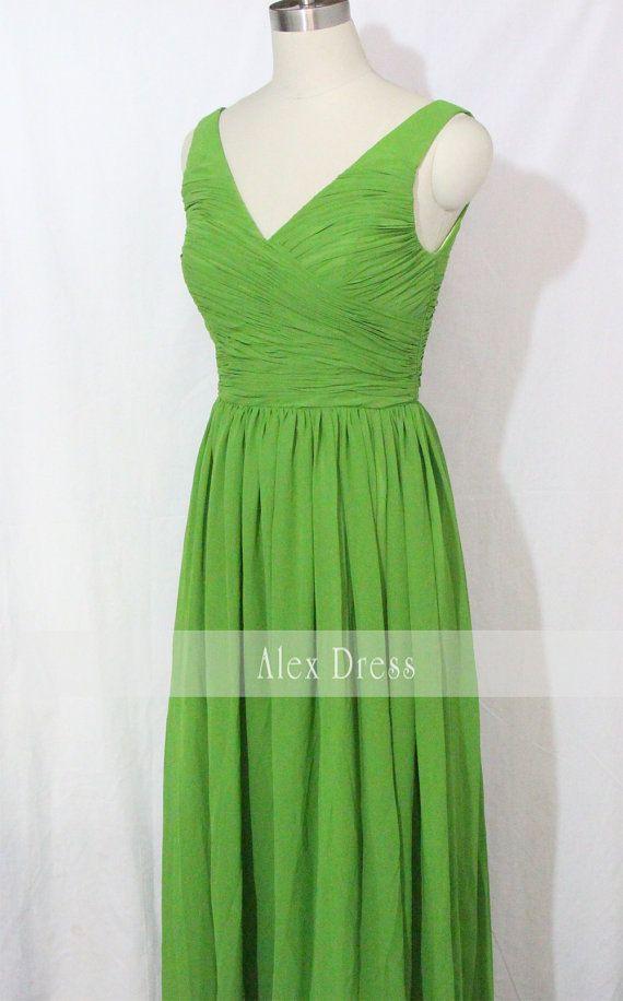 Pin Auf Grüne Kleider