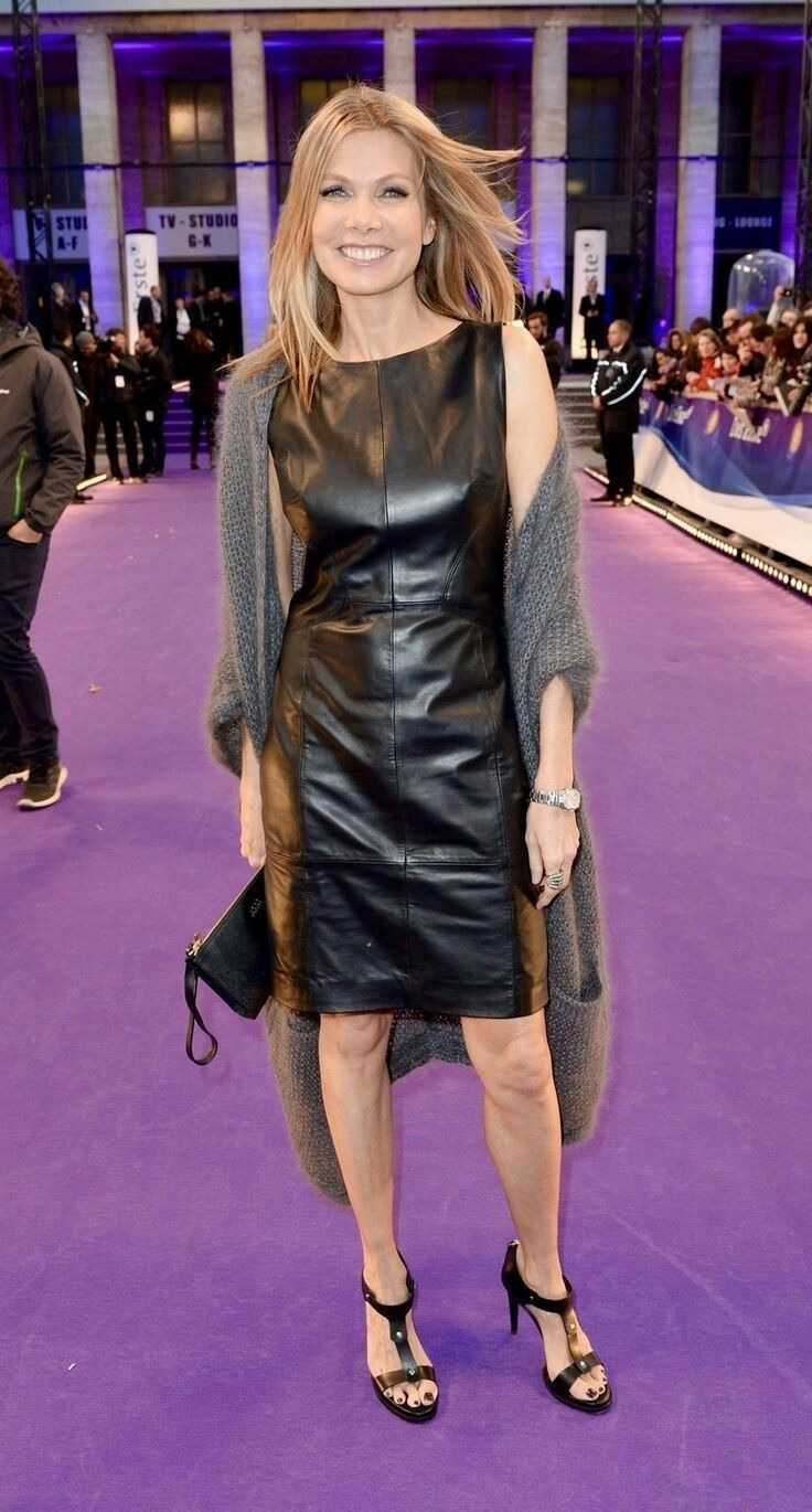 Pin Auf Haute Couture In Leather